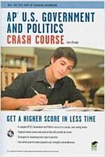 Ap(r) U.S. Government & Politics Crash Course Book + Online