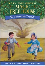 Magic Tree House #23 : Twister on Tuesday
