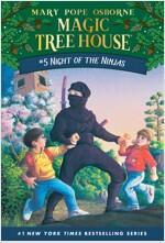 Magic Tree House #5 : Night of the Ninjas