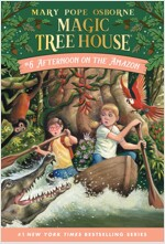 Magic Tree House #6 : Afternoon on the Amazon