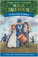 Magic Tree House #21 : Civil War on Sunday
