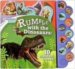 Discovery Rumble with the Dinosaurs!: 10 Noisy Dinosaur Sounds