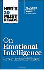 HBR\'s 10 Must Reads on Emotional Intelligence (with Featured Article \