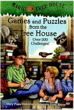 Games and Puzzles from the Tree House: Over 200 Challenges!