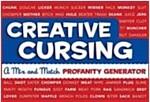 Creative Cursing: A Mix \'n\' Match Profanity Generator