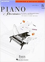 Piano Adventures Technique and Artistry Book