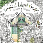 Island Escape: My Caribbean Coloring Book