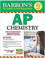 Barron\'s AP Chemistry