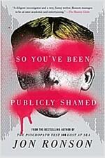 So You\'ve Been Publicly Shamed