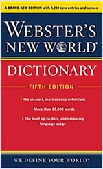 Webster\'s New World Dictionary, Fifth Edition