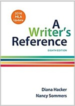 A Writer\'s Reference with 2016 MLA Update