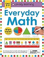 Wipe Clean Workbook: Everyday Math [With Pen]