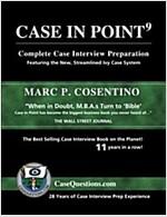 Case in Point 9: Complete Case Interview Preparation