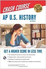 Ap(r) U.S. History Crash Course, 4th Ed., Book + Online