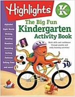 The Big Fun Kindergarten Workbook