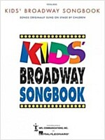 Kids\' Broadway Songbook (Book Only)