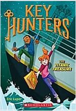 The Titanic Treasure (Key Hunters #5), Volume 5