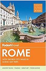 Fodor\'s Rome