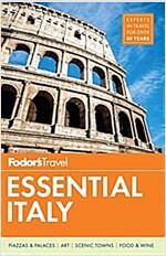 Fodor\'s Essential Italy 2018